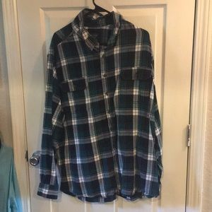Other - 3X Flannel Shirt
